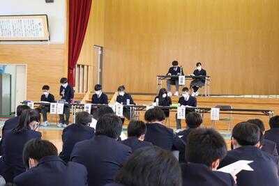 湖南高校生徒総会