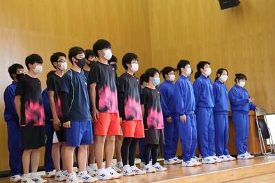 湖南高校選手激励会